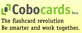 Cobocards » Study flashcards and vocabulary online_1242753196197