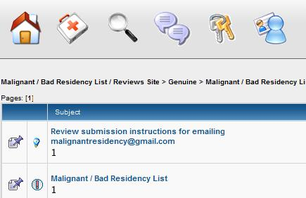 Malignant - Bad Residency List - Reviews_1252784804360